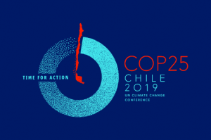 COP25 Chile Official Logo
