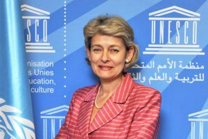 Message by Irina Bokova, Director-General of UNESCO